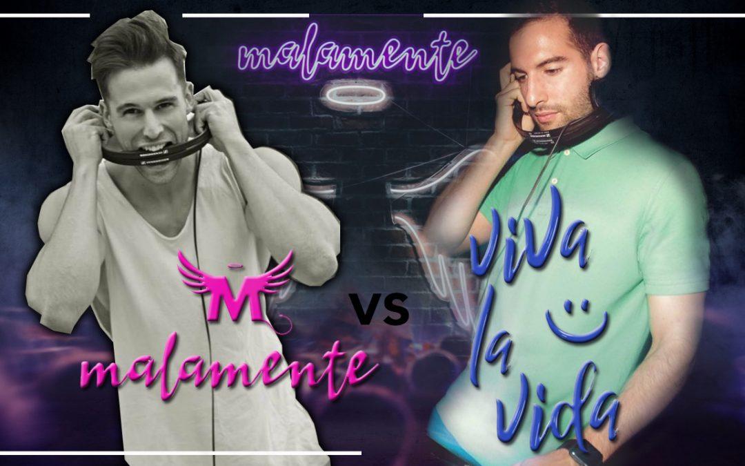 MALAMENTE VS VIVA LA VIDA