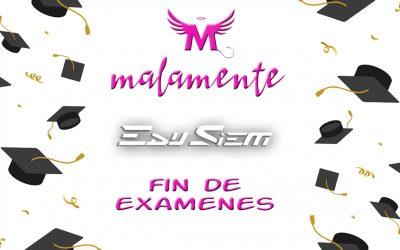 FIN DE EXAMENES